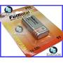 Bateria 9v 250 Mah Recargable Full Total