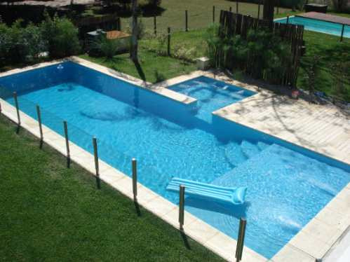 Pileta gallery for Piscinas de hormigon armado construccion