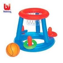 Pileta Playa Set Juego De Basketball 62cm 52190/040 Bestway