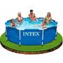 Pileta Inflable Estructural Intex 305 X 76 Redonda Orignal