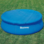 Combo Bestway Cobertor 305 Cm + Tapiz 396 Cm + Inflador