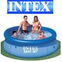 Pileta Inflable Intex Easy Set 2419 Litros, En Caja Cerrada