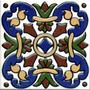 Azulejos, Mayolicas Con Relieve Patio Español Fabrica