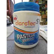 Clorotec Pastillas Triple Accion 1kg Los Aromos Net