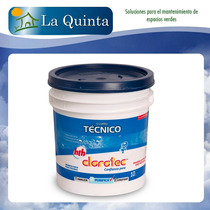 Cloro Tecnico Granulado 10 Kg Disolucion Lenta Clorotec