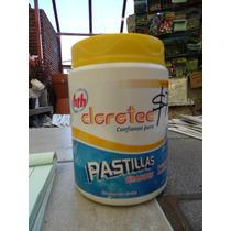Clorotec Cloro Pastillas Grandes 1kg Los Aromos Net