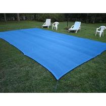 Cubre Pileta Piscina Cobertor Media Sombra Listo P/ Instalar