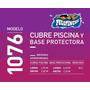 Cobertor Cubre Pileta Y Base Pelopincho 1076 1075 Original