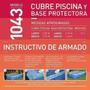 Cubre Pileta Y Base Protectora Pelopincho 1043 Original