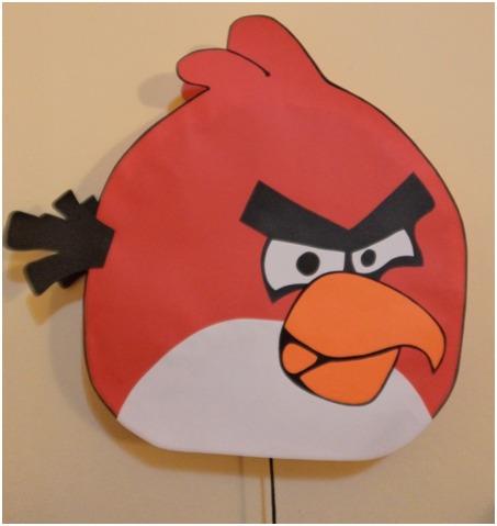 Piñata Angry Bird - $ 100,00 en MercadoLibre