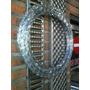 Alambre Concertina Helicoidal 450mm Rollo Seguridad X 10mt