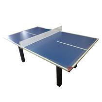 Mesa Ping Pong 1,85x1,10 Melamina 18mm 6y12 Ctas S/ Interes