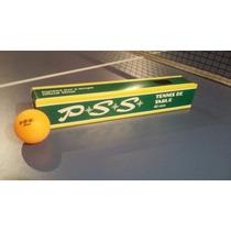 Pelotas/pelotitas De Ping Pong 40mm - Caja X 6 Unidades!