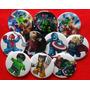 10 Pines Prendedores Colección Lego Vengadores