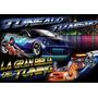 Haga Car Tuning Fibra Vidrio + Aerografia + Pintura + Audio