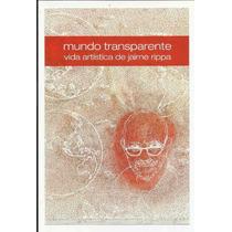 Libro Jaime Rippa - Mundo Transparente - Serigrafias