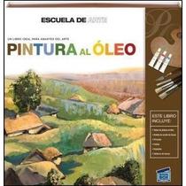 Pintura Al Oleo Escuela De Arte De Philip Berril