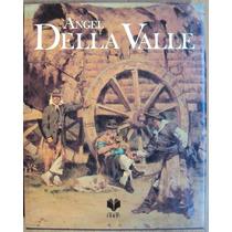 Ángel Della Valle Por Guiomar De Urgel. Serigrafia Original