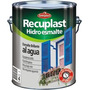 Hidro Esmalte Acrilico Al Agua De 4lt Recuplast Sinteplast