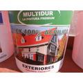 Pintura Latex Exterior X 20 Litros Multidur Calidad Premium
