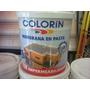 Colorin Membrana En Pasta Impermeable X 20 Kg. Rojo-blanco