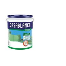 Casablanca Membrana Pasta Impermeabilizante Techos/muros 20l
