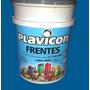 Plavicon Frentes Blanco X 4 Lts Impermeabilizante