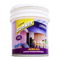 Latex Color Matra Bunker Preparado Interior No Venier 4 Lts