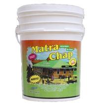 Pintura Colores Chapa Galvanizada Tejas Techo Matrachap 4 Lt