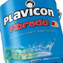 Plavicon Fibrado 20 Kg. Impermeabilizante Techos Uv Membrana