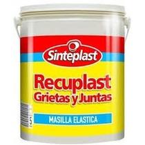 Recuplast Masilla Elastica Sella Grieta/fisura Sinteplast 1k