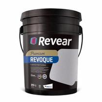 Revear Revestimiento Revoque Plastico A Rodillo Flexible 25k