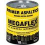 Pintura Asfaltica Megaflex Base Solvente X 4 Lts - Caporaso