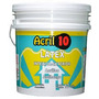 Pintura Latex Acril10 Super Oferta!!! Polacrin Int-ext 10l
