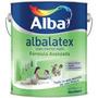 Combo Albalatex 20l + Regalo 2 Rodillos Lana