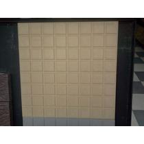 Mosaico -baldosa Liso 64 Panes Rustico Vereda