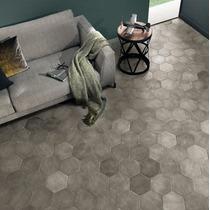 Revestimiento · Mosaico Calcareo ·25x25 (piso -pared)