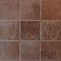 Ceramicas Lourdes Porfido Marron 35x35 Alto Transito
