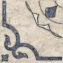San Telmo Azul 36x36 1ra Allpa Ceramica