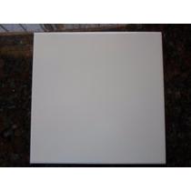 Cerámica Piso Blanca Esmaltada San Lorenzo 20 X 20 Cm