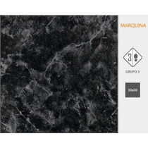 Cerámica Cortines Marmolada Marquina/gris/beige 30x30 X Caja