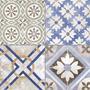 Ceramico De Piso Simil Calcareo 35x35 Cm 1ra Calidad
