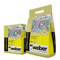 Pastina Para Porcellanato Prestige Weber X 2kg