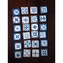 Tocetos Azulejos Artesanales De Cerámica