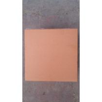 Baldosa Ceramica Roja 20x20 1ra. Terraza,patio,unica!!! X M2
