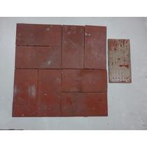 Ceramicas Rojas 10,5 X 21 Usadas El Precio Publicado X Unida