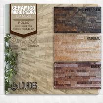 Cerámica Revestimiento Pared Lourdes Muro Piedra 31x53
