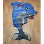 Carpeta Alfombra Infantil Relieve Delfin Fundasoul