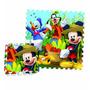 Piso Goma Eva Disney Mickey Mouse Tapimovil - Mundo Manias