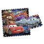 Piso De Goma Del Rayo Mc Queen Y Sus Amigos Cars De Disney